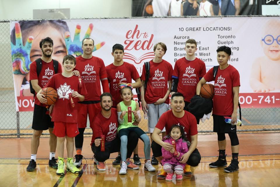 Preschool Canada Fundraiser